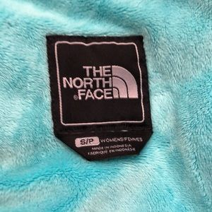 The North Face Jackets & Coats - The North Face purple jacket with mint green
